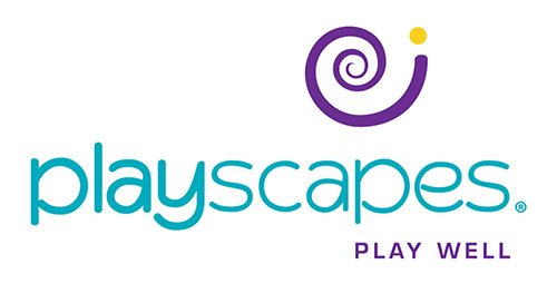 Playscapes logo design